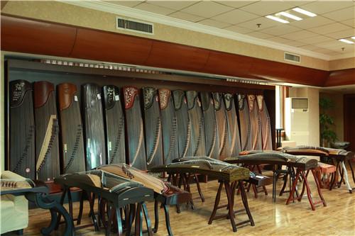 四季青古筝展厅