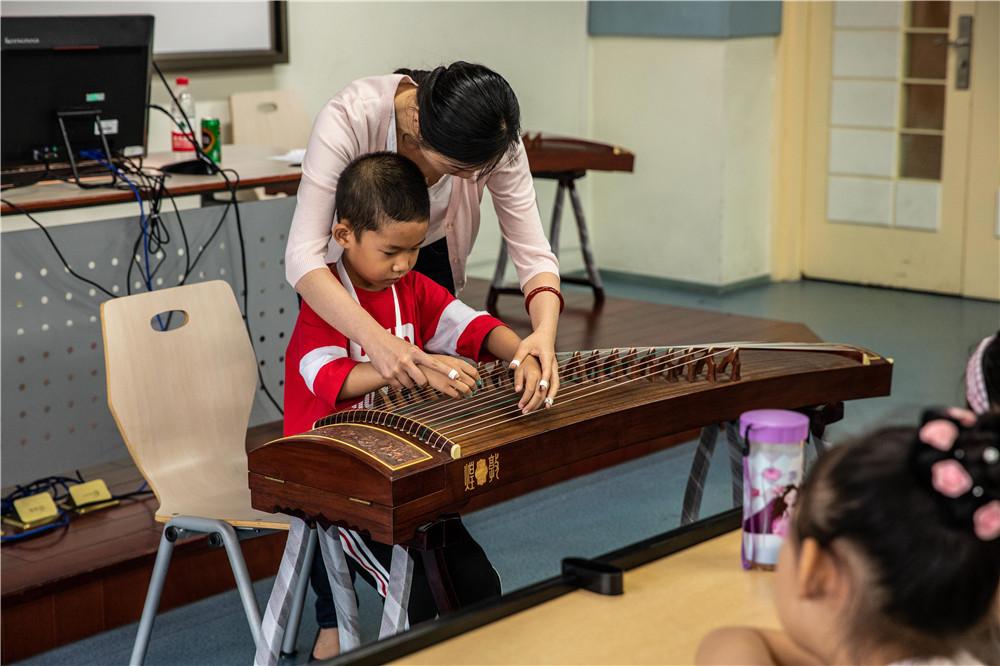古筝一对一小班课