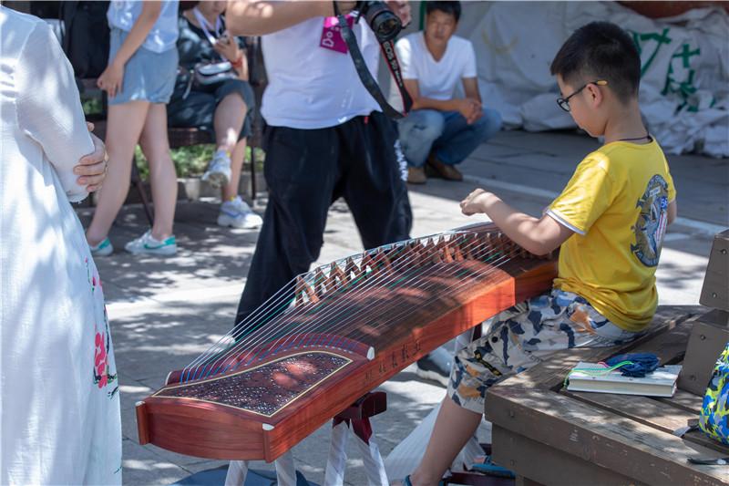 琴枫国乐青少年央音古筝展演